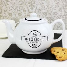 Personalised Full of Love Teapot P0306J31